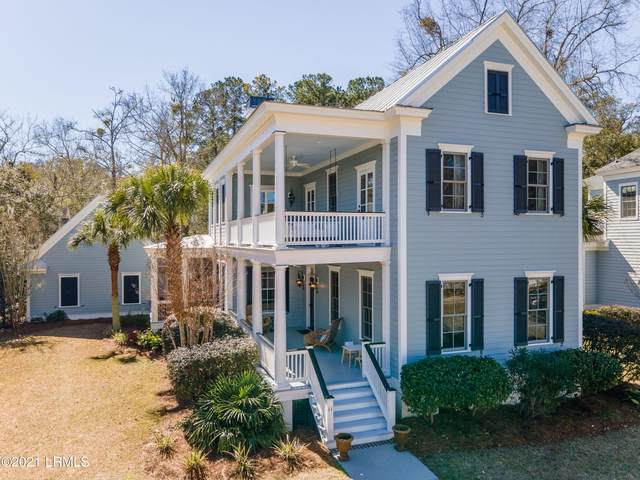11 Park Square S, Beaufort, SC 29907 (MLS #170055) :: Coastal Realty Group