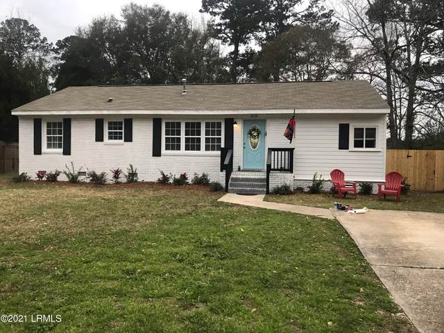 818 Paul Drive, Beaufort, SC 29902 (MLS #170056) :: RE/MAX Island Realty