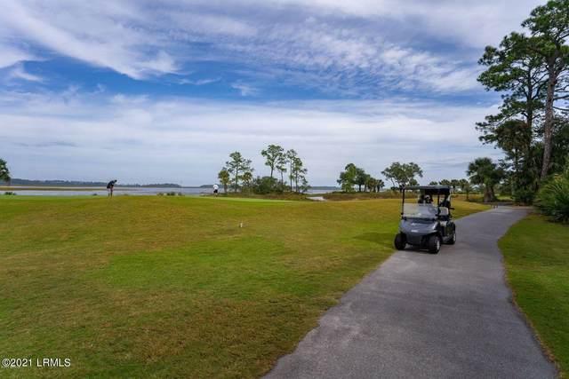 162 Davis Love Drive, Fripp Island, SC 29920 (MLS #170067) :: Coastal Realty Group