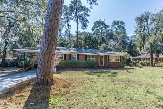 505 Battery Creek Road, Beaufort, SC 29902 (MLS #170075) :: RE/MAX Island Realty
