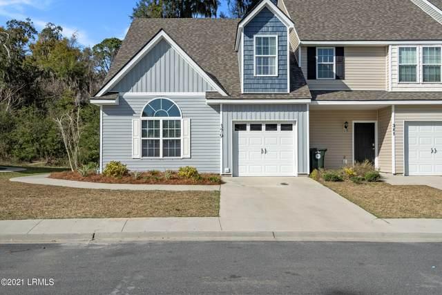 379 Dante Circle, Beaufort, SC 29906 (MLS #170082) :: Coastal Realty Group