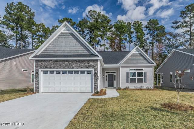1888 Hearthstone Lakes Drive, Hardeeville, SC 29927 (MLS #170090) :: Coastal Realty Group