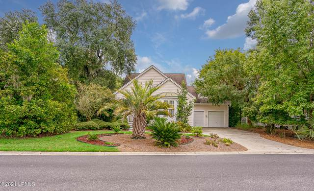 21 National Boulevard, Beaufort, SC 29907 (MLS #170099) :: Coastal Realty Group