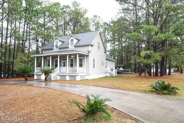 277 Pleasant Point Drive, Beaufort, SC 29907 (MLS #170108) :: RE/MAX Island Realty