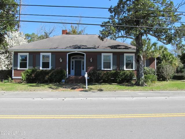 100 Palmetto Avenue W, Varnville, SC 29944 (MLS #170115) :: RE/MAX Island Realty