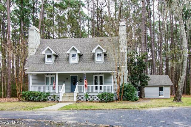 25 Chechessee Circle, Okatie, SC 29909 (MLS #170122) :: Shae Chambers Helms | Keller Williams Realty