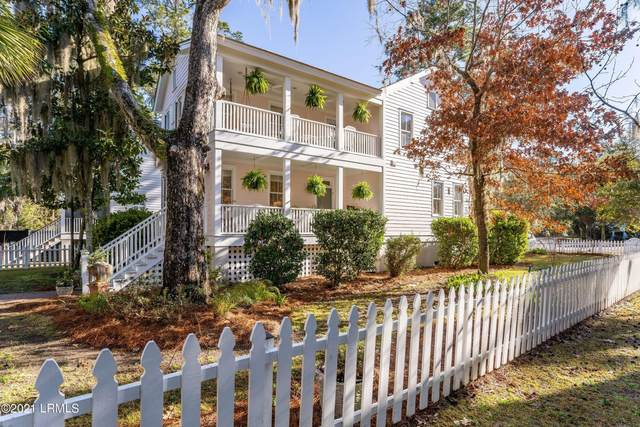 3 Battery Point Lane, Beaufort, SC 29902 (MLS #170125) :: Coastal Realty Group
