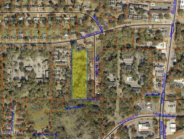 2302 B Southside Boulevard, Beaufort, SC 29902 (MLS #170132) :: Coastal Realty Group