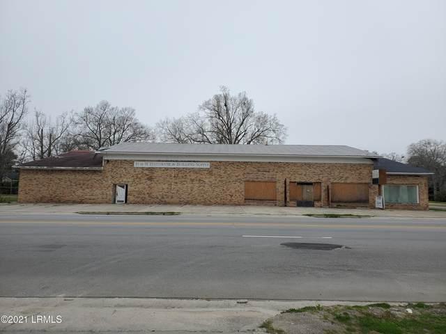 476 S Main Street, Allendale, SC 29810 (MLS #170136) :: Coastal Realty Group