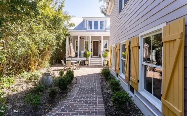 11 Waveland Avenue, Beaufort, SC 29907 (MLS #170137) :: Coastal Realty Group