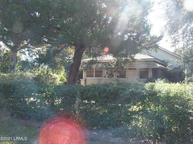 913 Seaside Road, St. Helena Island, SC 29920 (MLS #170140) :: Shae Chambers Helms | Keller Williams Realty