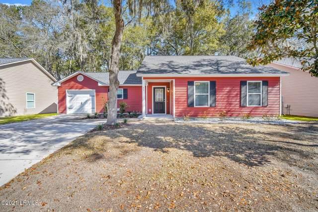 11 Brindlewood Drive, Beaufort, SC 29907 (MLS #170163) :: Shae Chambers Helms | Keller Williams Realty