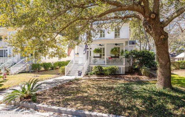 20 Brisbane Drive, Beaufort, SC 29902 (MLS #170187) :: Coastal Realty Group