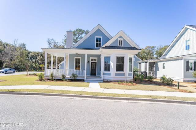 172 Celadon Drive, Beaufort, SC 29907 (MLS #170191) :: Shae Chambers Helms | Keller Williams Realty