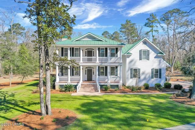 20 King Charles Drive, Seabrook, SC 29940 (MLS #170206) :: Shae Chambers Helms | Keller Williams Realty