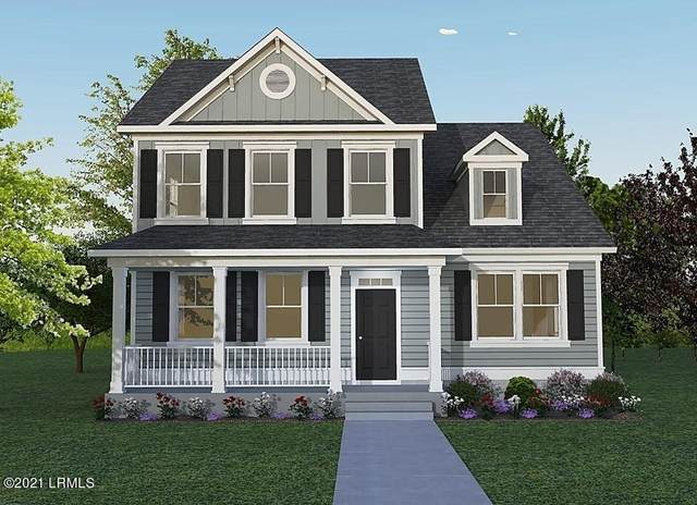 437 Coquinas Lane, Beaufort, SC 29906 (MLS #170226) :: Shae Chambers Helms   Keller Williams Realty