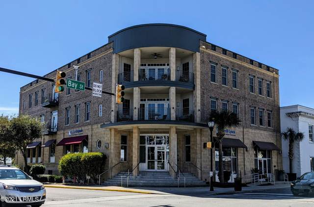 700 Bay Street #205, Beaufort, SC 29902 (MLS #170235) :: Coastal Realty Group