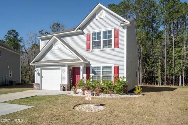 215 Turkey Oak Drive, Bluffton, SC 29910 (MLS #170239) :: RE/MAX Island Realty