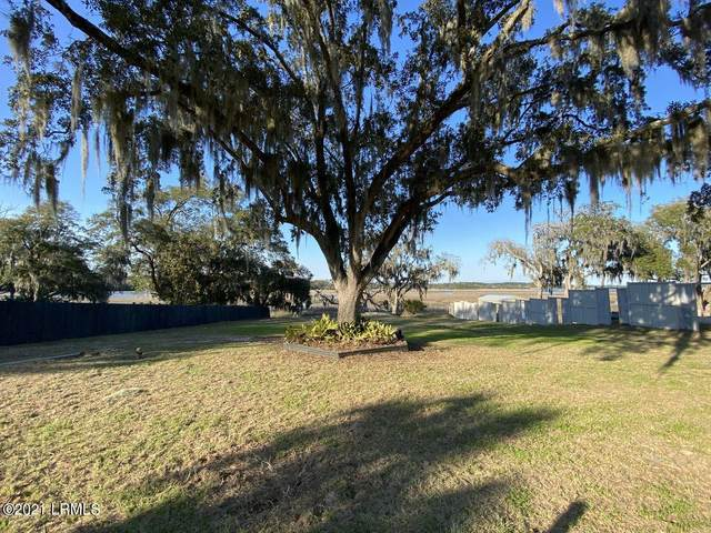 4001 Janna Street, Beaufort, SC 29906 (MLS #170255) :: Shae Chambers Helms   Keller Williams Realty