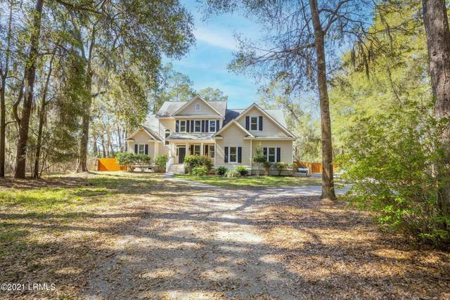 250 Green Winged Teal Drive S, Beaufort, SC 29907 (MLS #170271) :: Coastal Realty Group