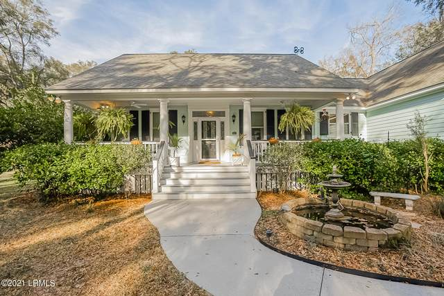 229 Green Winged Teal Drive S, Beaufort, SC 29907 (MLS #170272) :: Coastal Realty Group