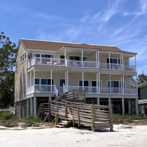 66 Harbor Drive N, St. Helena Island, SC 29920 (MLS #170280) :: Shae Chambers Helms | Keller Williams Realty