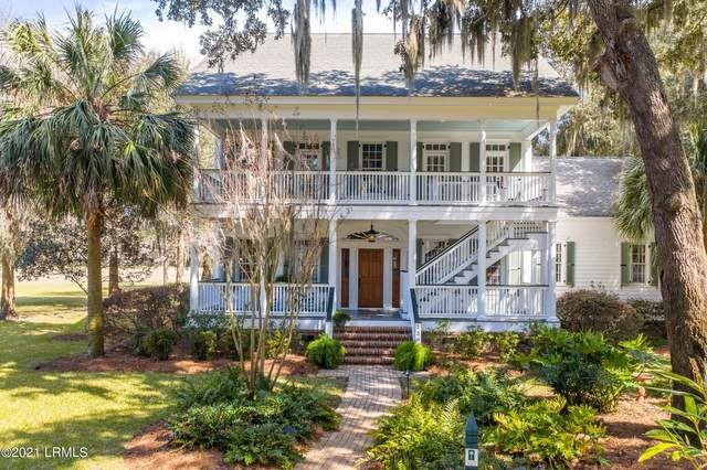 136 Coosaw Club Drive, Beaufort, SC 29907 (MLS #170306) :: Coastal Realty Group