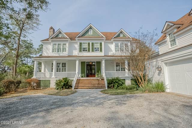 36 Anchorage Way, Beaufort, SC 29902 (MLS #170317) :: Shae Chambers Helms | Keller Williams Realty