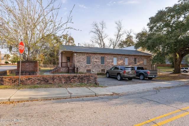 205 Ribaut Road, Beaufort, SC 29902 (MLS #170328) :: Shae Chambers Helms | Keller Williams Realty