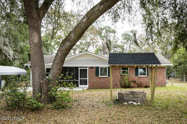 2616 Smilax Avenue, Port Royal, SC 29935 (MLS #170336) :: RE/MAX Island Realty