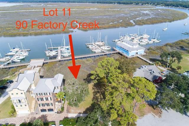 90 Factory Creek Court, Beaufort, SC 29907 (MLS #170341) :: Shae Chambers Helms   Keller Williams Realty
