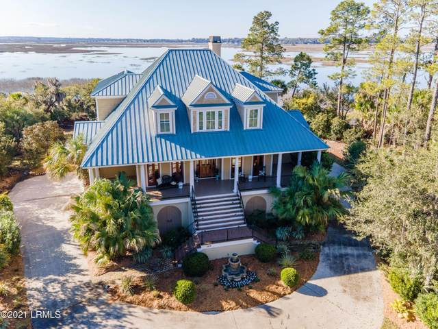 108 Sunset Court, Beaufort, SC 29902 (MLS #170347) :: Shae Chambers Helms | Keller Williams Realty