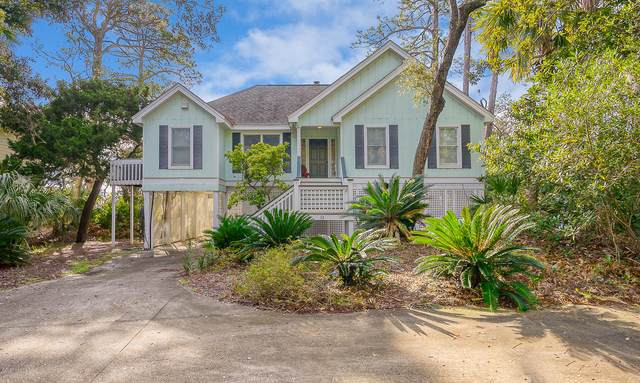59 Ocean Marsh Lane, St. Helena Island, SC 29920 (MLS #170380) :: Shae Chambers Helms | Keller Williams Realty