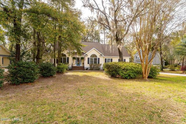 313 Cottage Farm Drive, Beaufort, SC 29902 (MLS #170383) :: Shae Chambers Helms | Keller Williams Realty