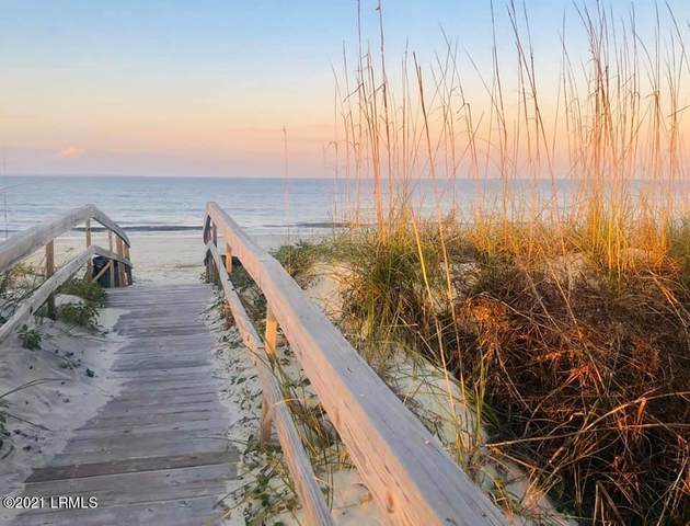 1 Cedar Reef Drive F204, St. Helena Island, SC 29920 (MLS #170395) :: Coastal Realty Group