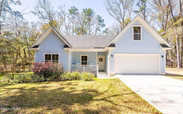113 Middle Road, Beaufort, SC 29907 (MLS #170396) :: Coastal Realty Group