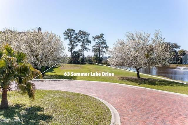 63 Sommer Lake Drive, Beaufort, SC 29902 (MLS #170409) :: Shae Chambers Helms | Keller Williams Realty