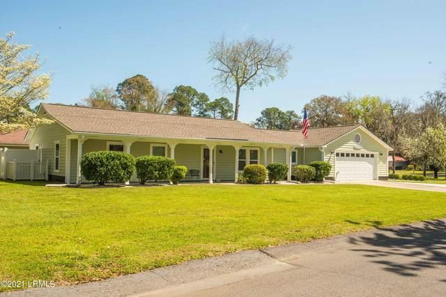 5942 Pleasant Farm Drive, Beaufort, SC 29906 (MLS #170410) :: RE/MAX Island Realty