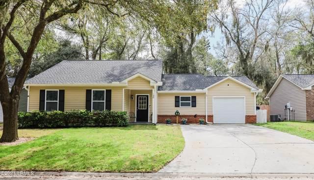 30 Brindlewood Drive, Beaufort, SC 29907 (MLS #170428) :: Shae Chambers Helms | Keller Williams Realty