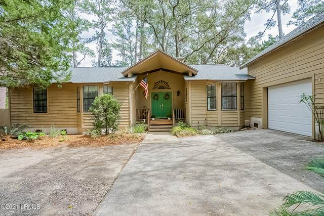 6 Cordgrass Loop, Beaufort, SC 29907 (MLS #170435) :: Coastal Realty Group