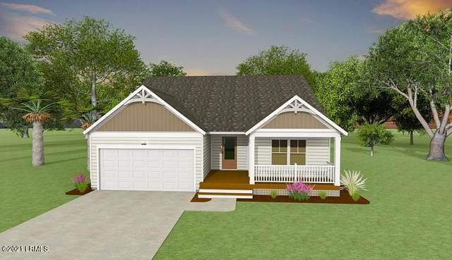406 Live Oak Road, Ridgeland, SC 29936 (MLS #170438) :: Coastal Realty Group