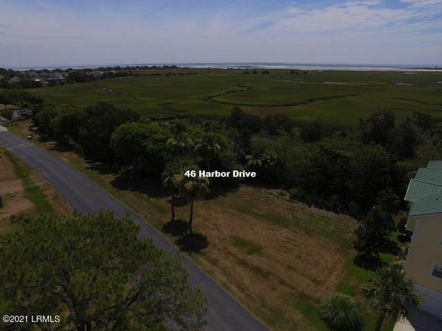 46 Harbor Drive, Harbor Island, SC 29920 (MLS #170446) :: RE/MAX Island Realty