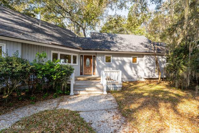 120 Dolphin Point Drive, Beaufort, SC 29907 (MLS #170468) :: Coastal Realty Group
