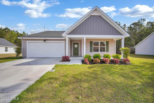 529 Ridgeland Lakes Drive, Ridgeland, SC 29936 (MLS #170476) :: Coastal Realty Group