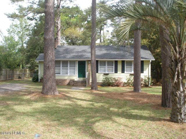 2419 Pine Court N, Beaufort, SC 29902 (MLS #170481) :: Coastal Realty Group