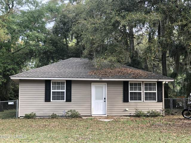 1915 Battery Park Drive, Port Royal, SC 29935 (MLS #170485) :: RE/MAX Island Realty