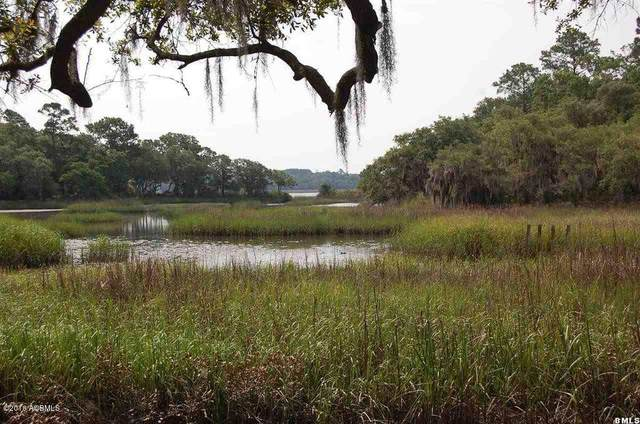21 Sheridan Road, Beaufort, SC 29907 (MLS #170488) :: Coastal Realty Group