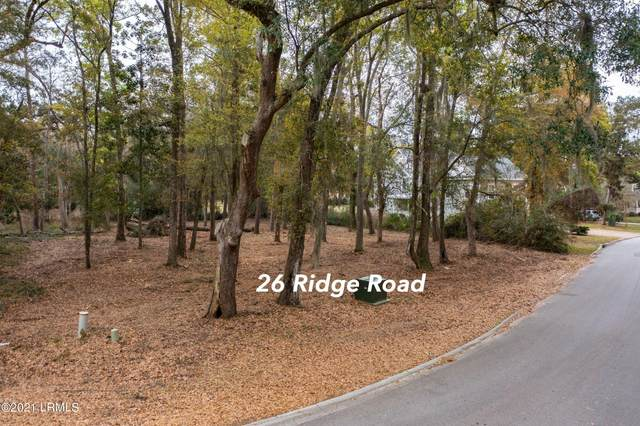 26 Ridge Road, Beaufort, SC 29907 (MLS #170499) :: Coastal Realty Group