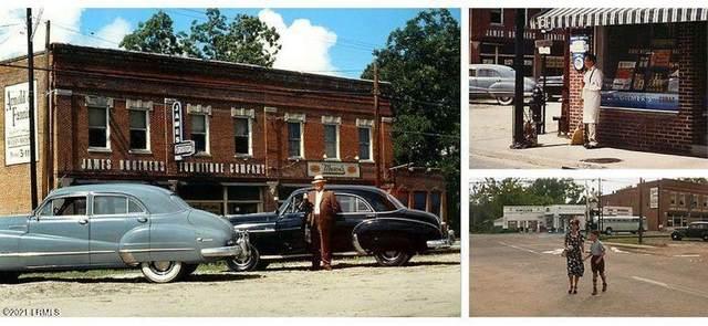 45 W Carolina Avenue, Varnville, SC 29944 (MLS #170508) :: Shae Chambers Helms   Keller Williams Realty