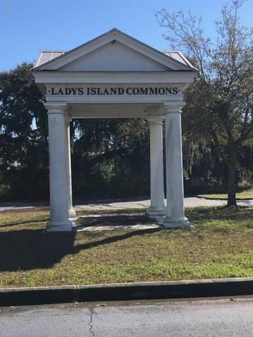 105 Ladys Island Drive, Beaufort, SC 29907 (MLS #170510) :: Shae Chambers Helms   Keller Williams Realty
